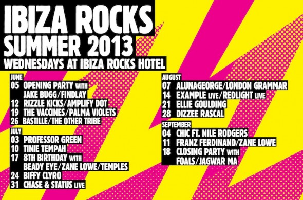 Ibiza Rocks Cartel