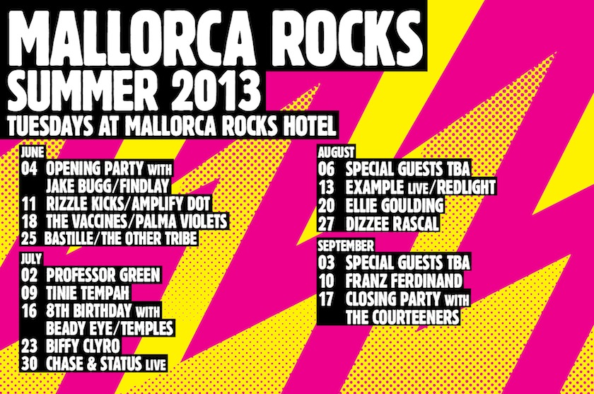 Mallorca Rocks Cartel