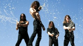 Airbourne pone en streaming su nuevo disco &#8220;Black Dog Barking&#8221;