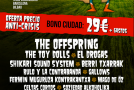 El festival En Vivo 2013 desvela parte de su cartel (The Offspring, The Toy Dolls…) y tendrá lugar en Madrid, Barcelona y Bilbao