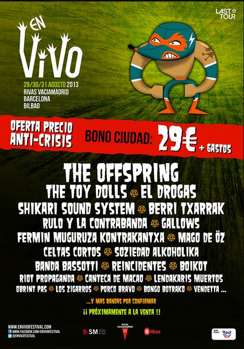 En Vivo 2013