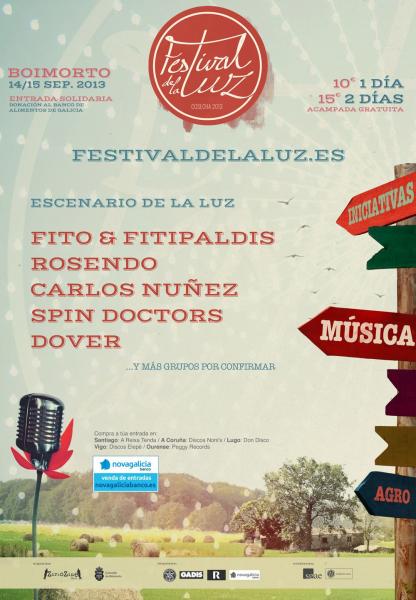 Festival de la Luz 2013