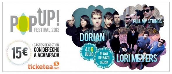 Pop Up! Festival 2013