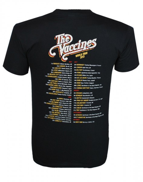 The Vaccines - Tour 2013