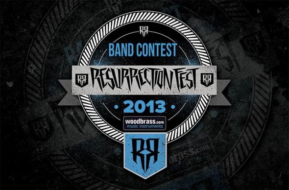 Resurrection Fest Band Contest