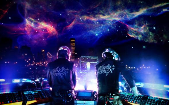 Daft Punk en directo