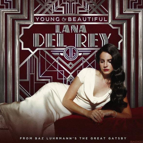 Lana Del Rey en El Gran Gatsby