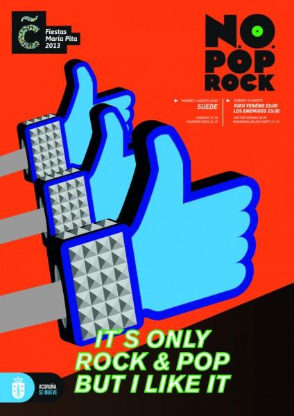 Noroeste Pop-Rock 2013