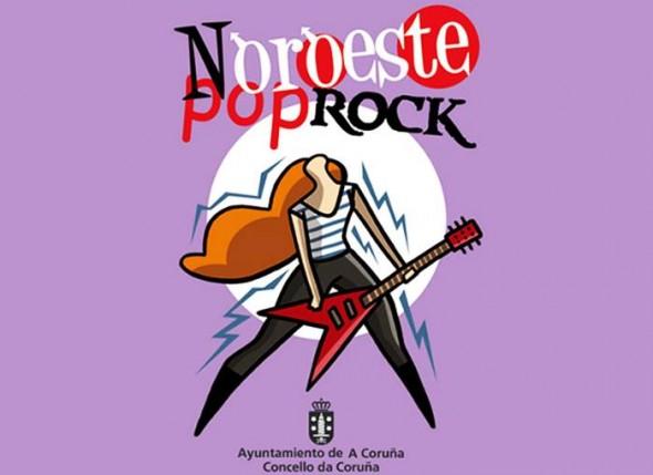 Noroester Pop-Rock 2013