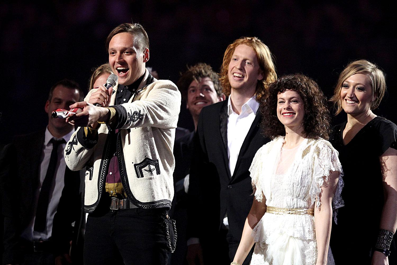 Resultado de imagen de Arcade Fire