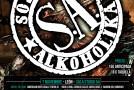 Soziedad Alkoholika publica nuevo EP, videoclip y gira por el norte de España