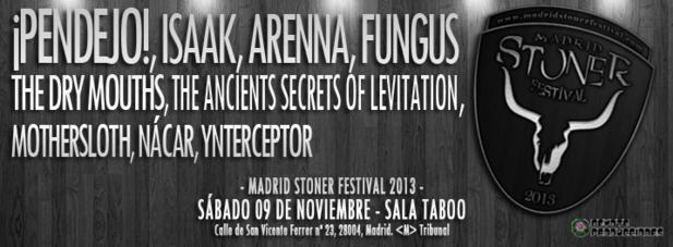Madrid Stoner Festival Peyote Producciones