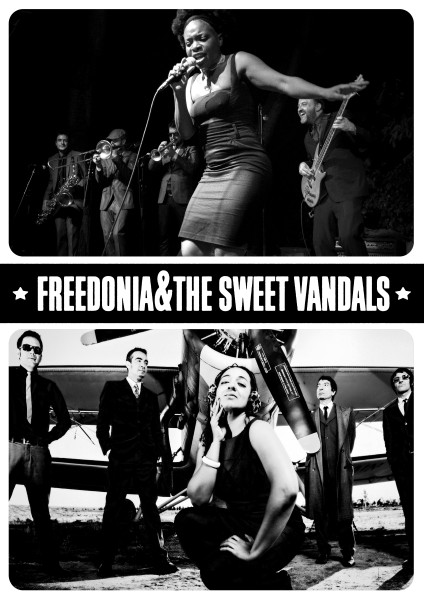 Freedonia y The Sweet Vandals