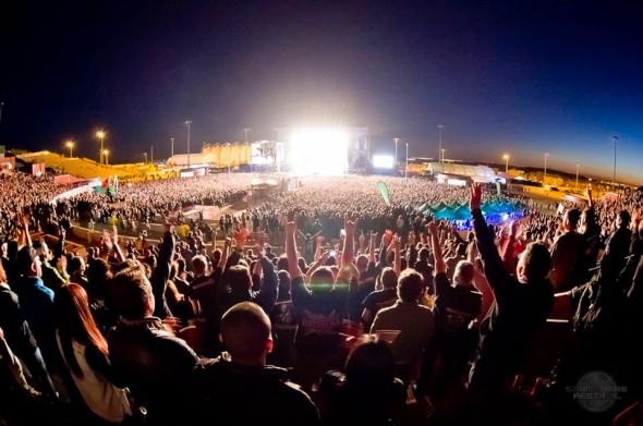 Sonisphere Madrid 2013