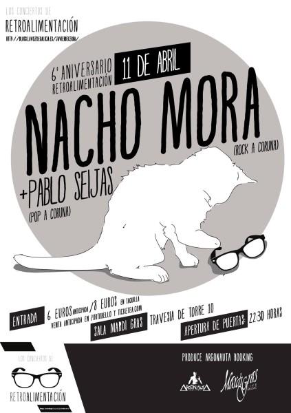 Nacho Mora Aniversario Retroalimentación
