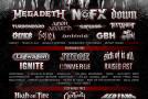 Megadeth será uno de los cabezas de cartel del Resurrection Fest 2014