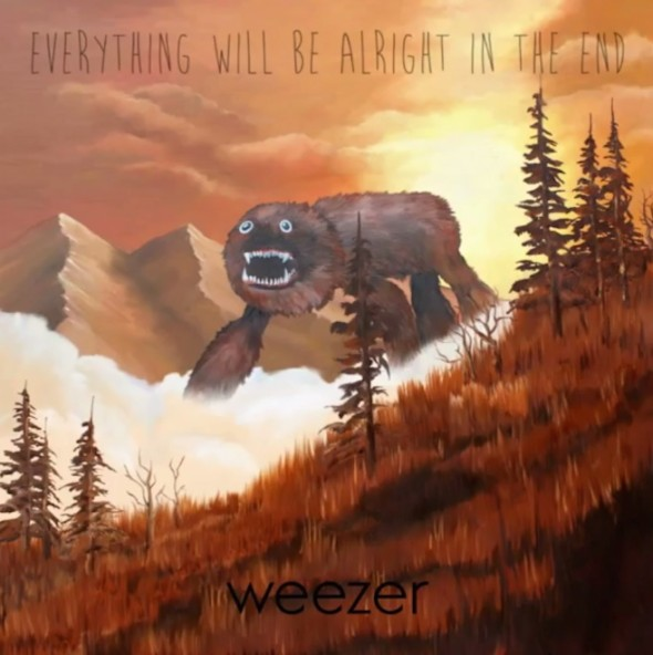 Weezer_Everything will be alright in the end