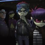 Damon Albarn planea nuevo material de Gorillaz