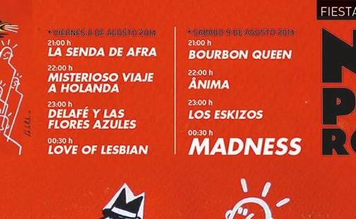 Cómo disfrutar al máximo del fin de semana del Noroeste Pop Rock 2014 en A Coruña
