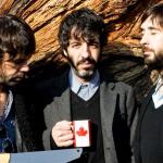 Sidonie volverán a Galicia en octubre