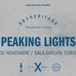 El festival 981Heritage SON Estrella Galicia se acerca de nuevo a Galicia con Peaking Lights
