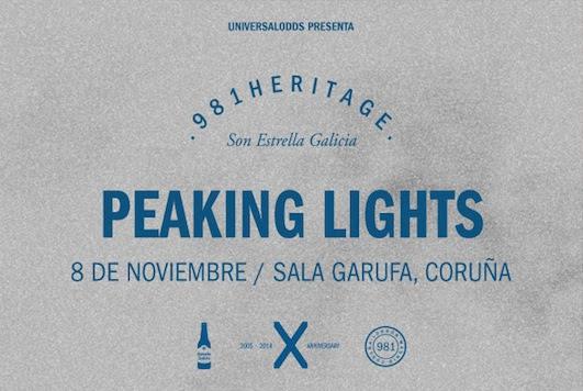 981Heritage SON Estrella Galicia