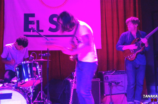 Crónica: Woods @ Sala El Sol (Madrid, 13-09-2014)